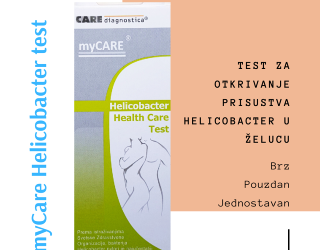 Helicobacter test
